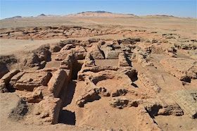 Searching for Sudan's missing pyramids
