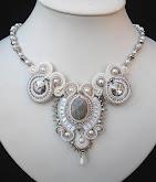 Amamos bijuterias soutache para noivas!