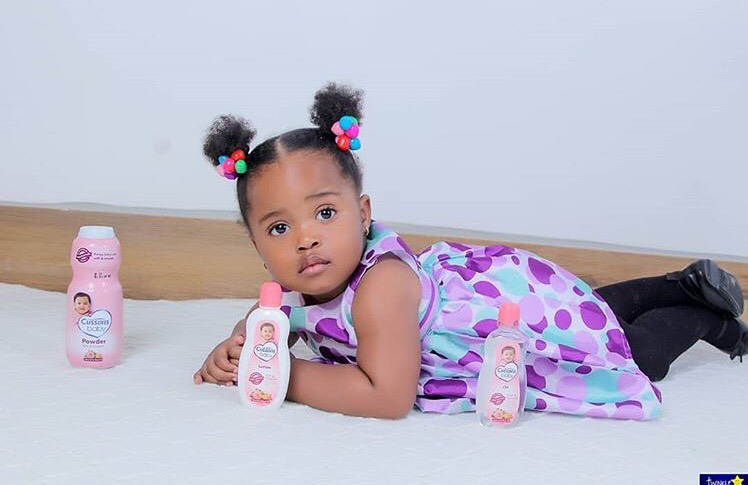 VOTE FOR BABY KAYLA