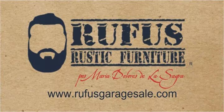RUFUS RUSTIC FURNITURE