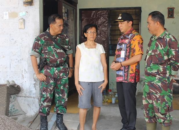 Anggota Veteran Depok Merasa Diperhatikan TNI