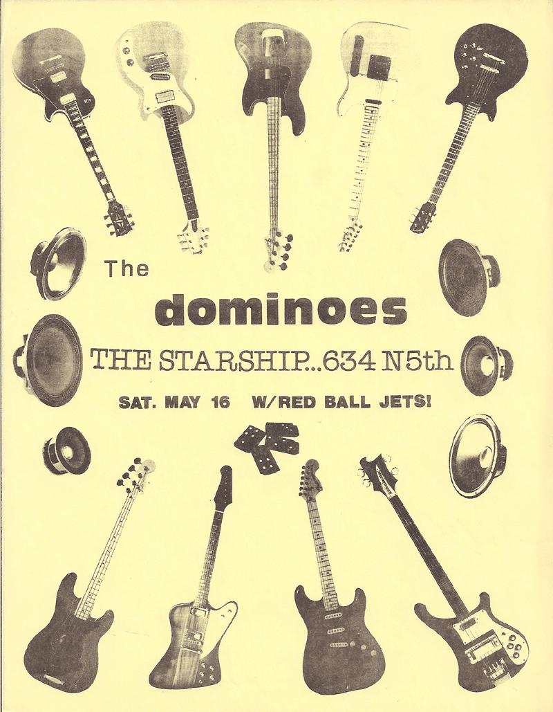 Dominoes Lies EP