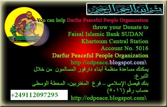 منظمة ابناء دارفور المسالمون