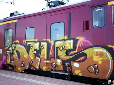 deLs graffiti