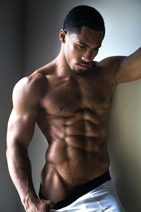 Black sexy hunks 8