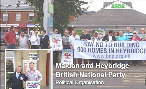 Maldon and Heybridge BNP