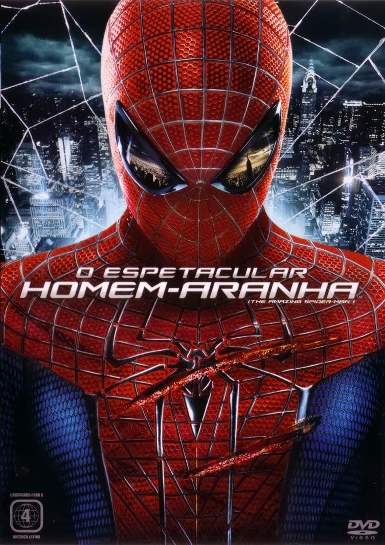 O Espetacular Homem Aranha – Dublado (2012)