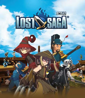 Download Cheat LS Lost Saga 9 Juni 2012