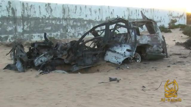 A morte do alvo Bilal el-Berjawi por um drone americano