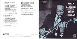 Arbee Stidham - Tired Of Wandering - 1960.