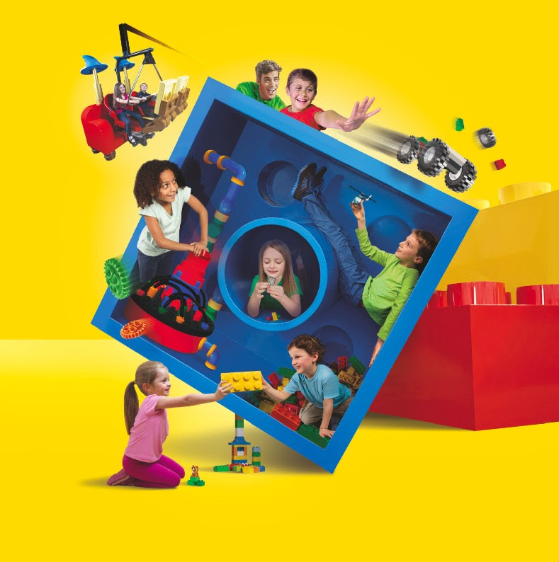 LEGOLAND DIscovery Centre will be at the Geronimo Festival