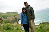 Making 'the walk' down to Tunnel Beach, Dunedin :)
