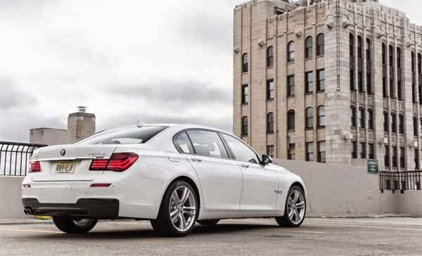 2015 BMW 740LD Xdrive Diesel Test Drive