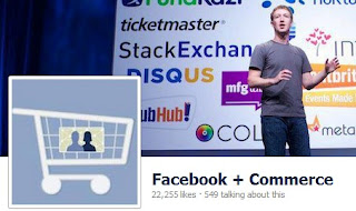 F-commerce (Facebook Commerce) for Business
