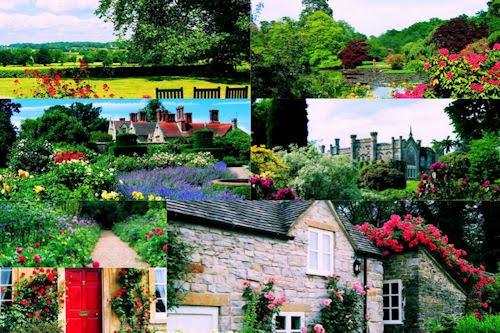 Casas castillos y jardines de ensue o i 7 fotos - Casas con jardines bonitos ...