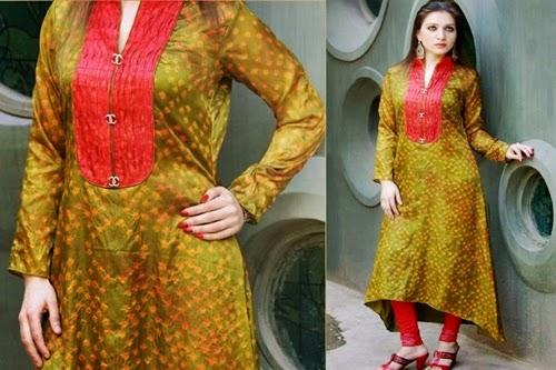 Ferozeh Chunri Dresses 2014