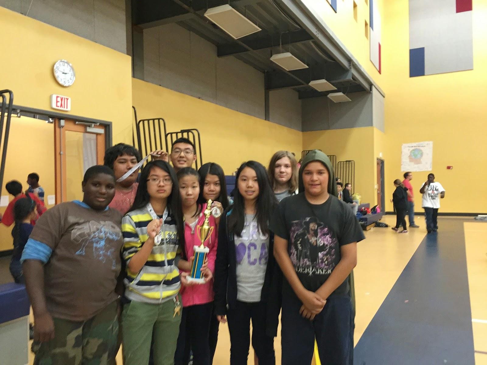 Southwark's Chess Team Brings Home the Silver! | Southwark School K-8
