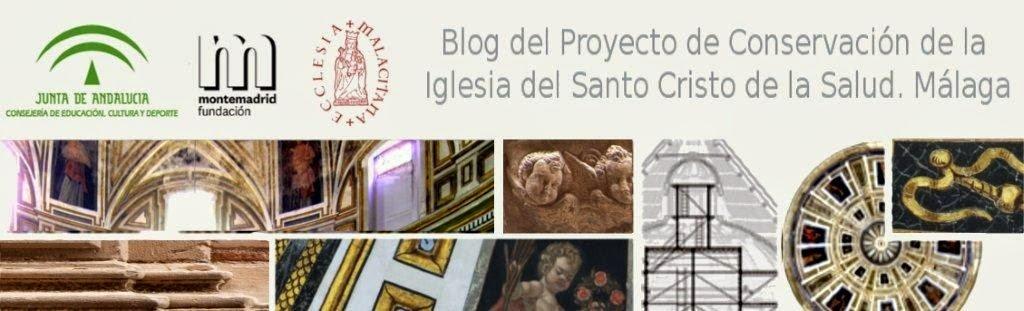 Restauración de la Iglesia del Santo Cristo de la Salud de Málaga