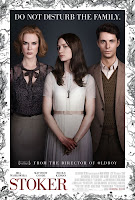 stoker new movie poster