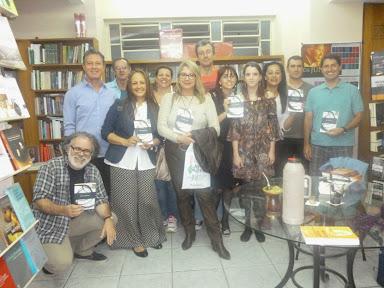 Lançamento da inédita coleção de Filosofia Clínica na Livraria Vozes em Porto Alegre