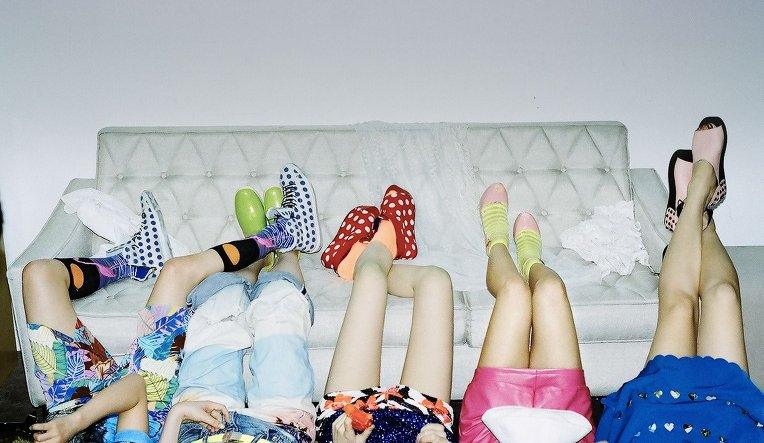 Oddness/Weirdness: f(x) to Comeback With Electric Shock F(x) Electric Shock Amber