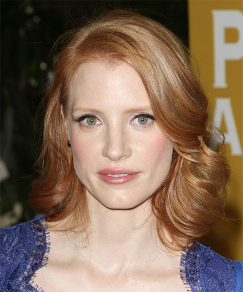 One Page Blog Jessica Chastain Born
