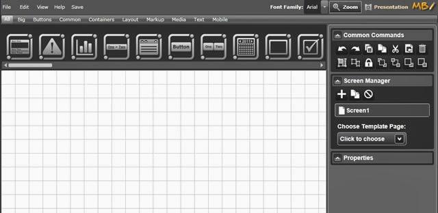 Mockup Builder Editor Screenshot