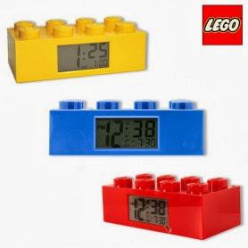Despertador Pieza Gigante de Lego