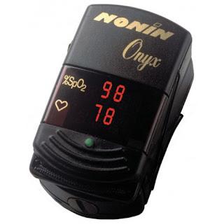 máy đo spo2 kẹp ngón