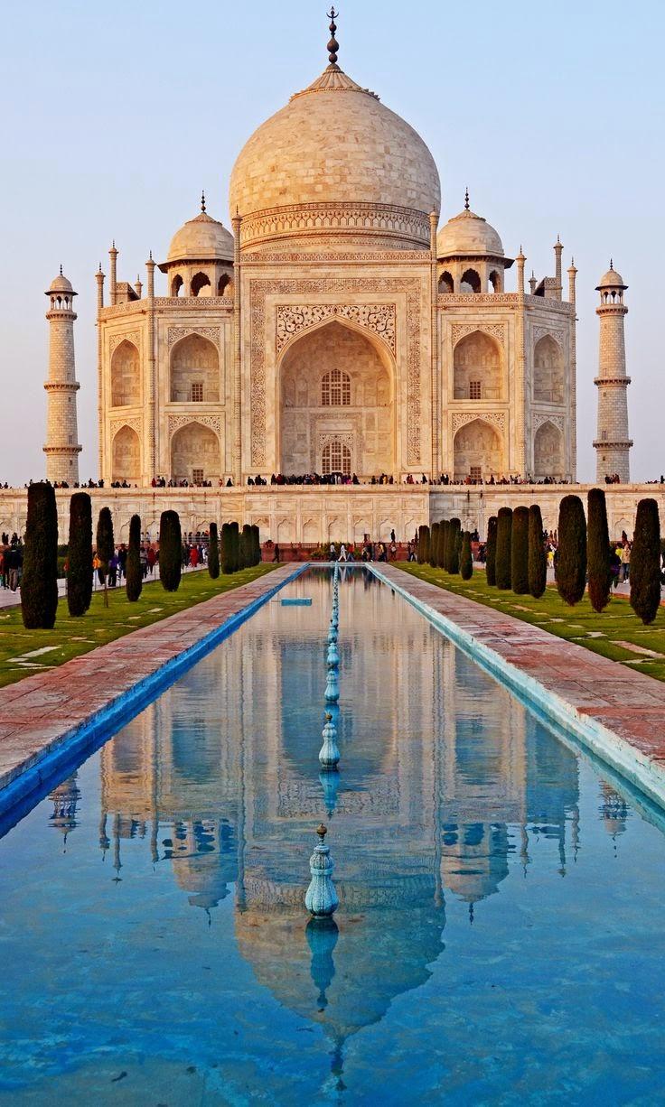 The Taj Mahal,India