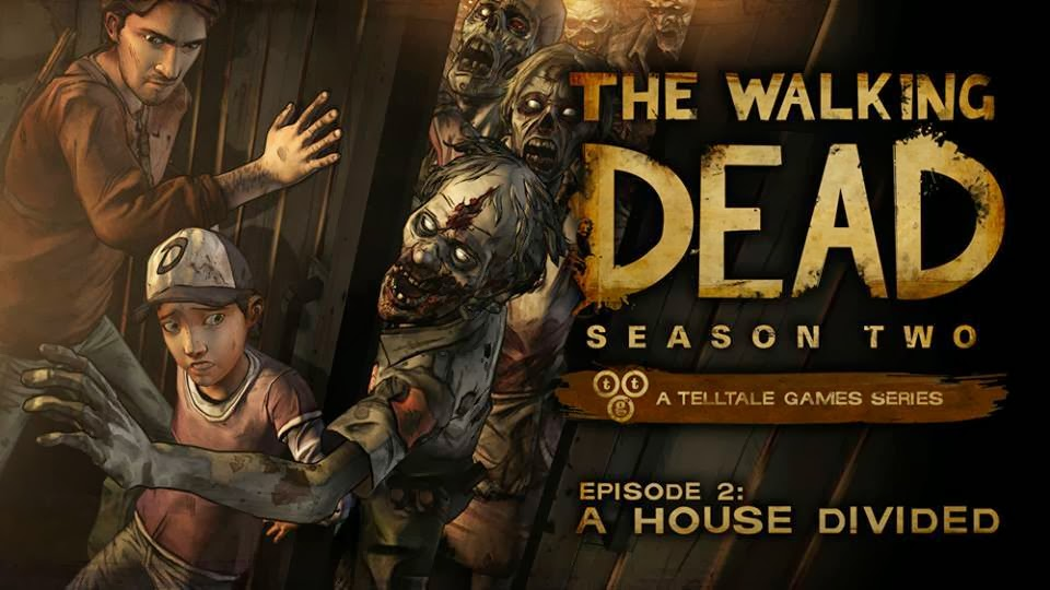 The Walking Dead Season 2 - Episode 2 A House Divided (Telltale Games)