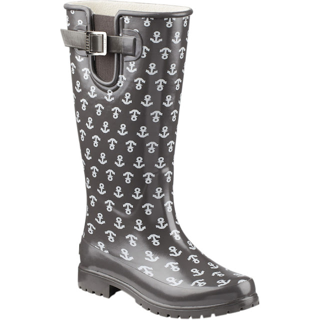 sperry anchor rain boots