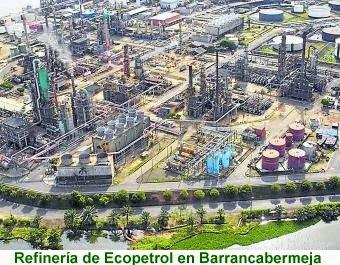 En Barrancabermeja, Refinería de Ecopetrol aumenta su producción de aromáticos