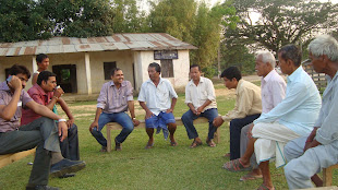 Farmers Meet on Stevia Cultivation