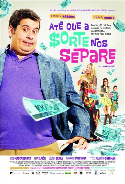 Filme Poster Até que a Sorte nos Separe CAM XviD & RMVB Nacional