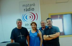 Recital de poesía en Mataró Radio