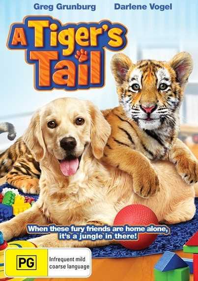 A História de Uma Tigresa – Dublado (2014)