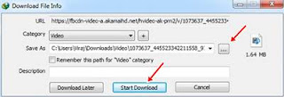 How to Download Facebook Video with IDM