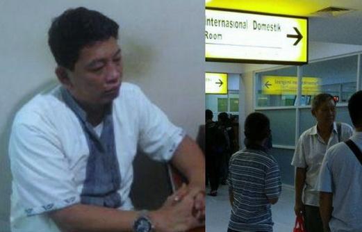 Bercanda Bawa Bom, Penumpang Lion Air Ini Langsung Dicokok TNI AU