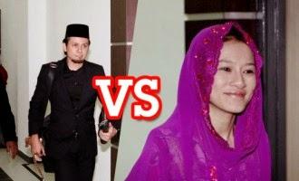 Gambar terkini bekas isteri Jimmy Shanley Nursuhaila yang dikenakan hukuman dipenjara 7 hari oleh Mahkamah Syariah