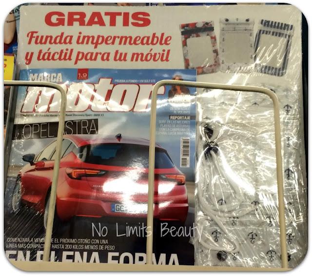 Regalos revistas julio 2015: Motor