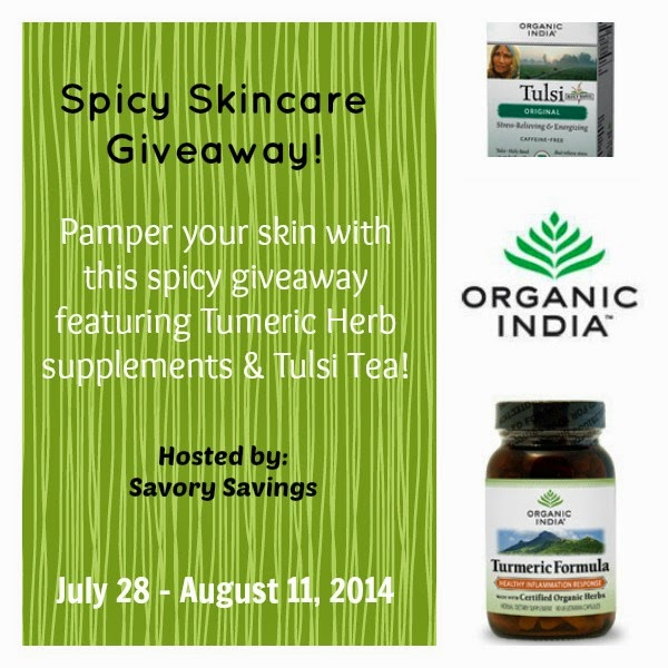 Spicy Skincare Giveaway