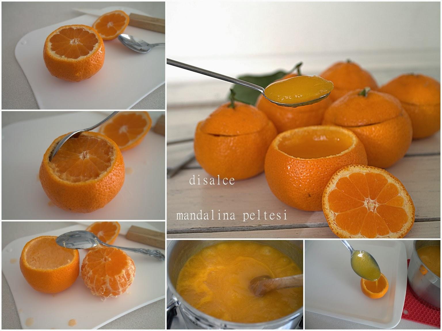 mandalina tatlısı