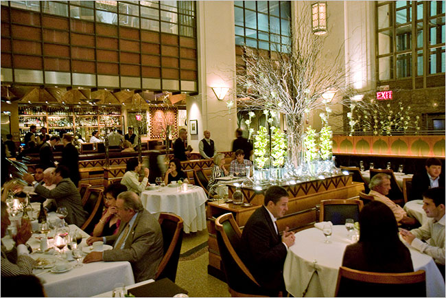 Eleven madison park new york usa world best hotels and for Top of the rock new york restaurant