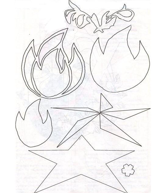 Рождественские открытки нарисованные детьми