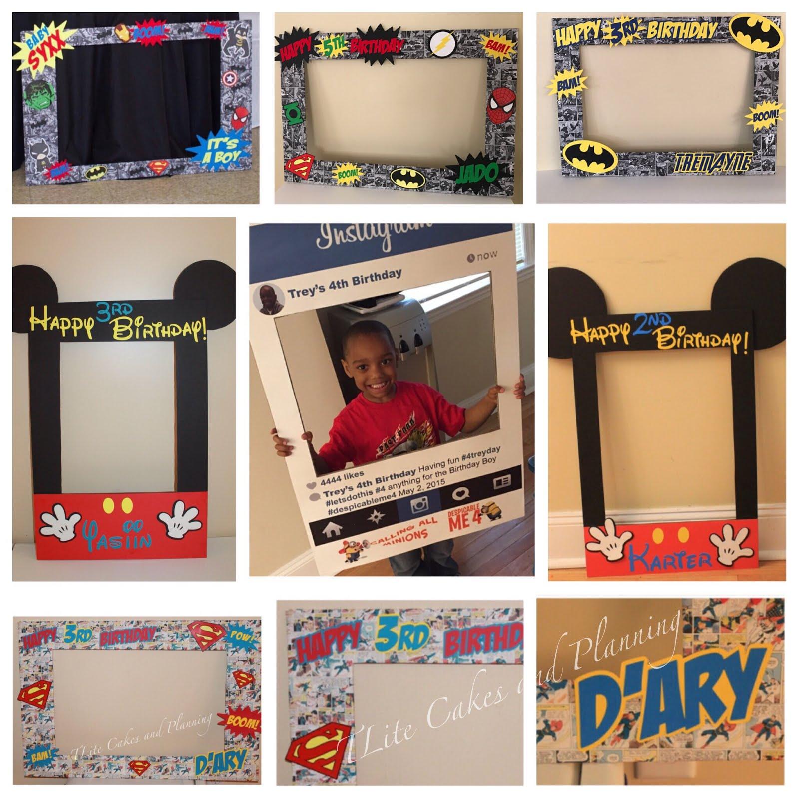 Photo Boards