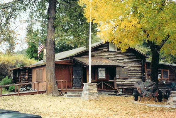 Jerry 39 s brokendown palaces american legion post 179 log for Log cabin gunsmithing