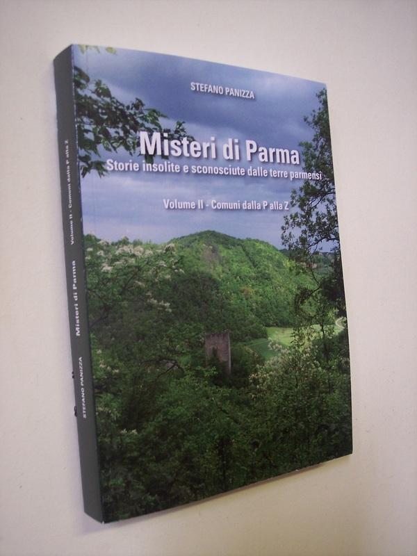 STEFANO PANIZZA - MISTERI DI PARMA VOL. II