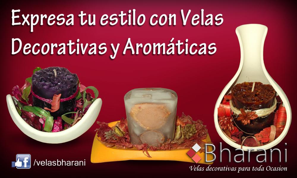 Velas Bharani  Expresa tu estilo con velas decorativas y aromáticas cf491b57f688