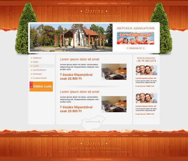 Guesthouse-web-interface